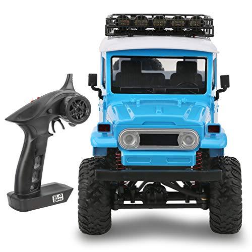 Pwshymi Stunt Racing Car Drift Racing Car Entre Padres e Hijos Interactivo(Blue)