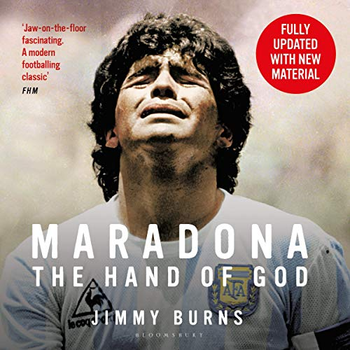 Maradona cover art