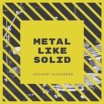 Metal Like Solid