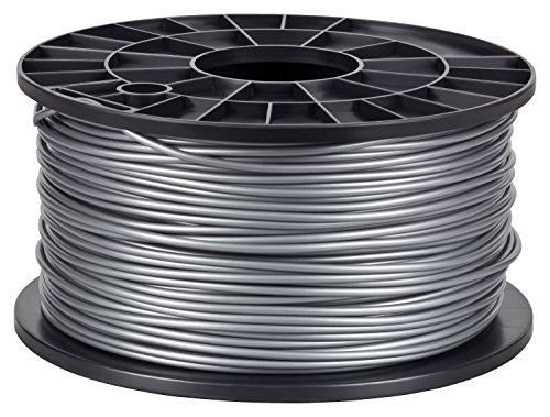 NuNus HIPS Filament 1kg (3.00mm Silber) Premium Qualität für 3D Drucker MakerBot RepRap MakerGear Ultimaker uvm.…