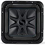 Kicker 44L7S104 Car Audio Solo-Baric 10' Subwoofer Square L7 Dual 4 Ohm Sub (Renewed)