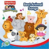 Fisher Price Little People: Best Animal Songs by Little People (2007-03-12)