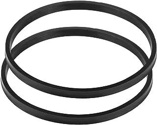 Cuque Rubber Bead Breaker Loosener Seals 2 Pcs Tire Changer Seals Air Cylinder for A9824 A9820 A9419 A9220 A9218 A9212 A2024 A2002 A2001 A2000 A2010 A2019 A9212TI A9820TI(200mm)