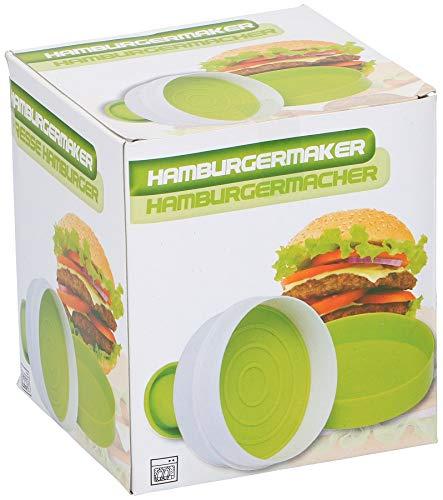 Edco 871125248309 Presse à tarte et grill pour hamburger