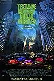 Teenage Mutant Ninja Turtles: The Movie POSTER 27 x 40 Judith Hoag, Elias Koteas, A, MADE IN THE U.S.A.