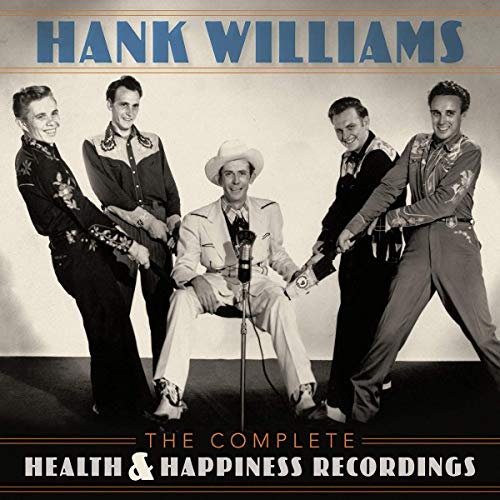 Hank Williams - The Complete Health & Happiness Shows (2 CD)