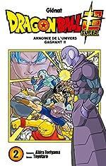 Dragon Ball Super - Tome 02 d'Akira Toriyama