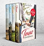 Texas Tenderness: Box Set Books 1-4: Isabella's Foreman | A Bit More Than Friends | Mending a Broken Heart | A Knight in a Lab Coat (English Edition)