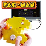 Best Kids Plug And Play Video Games - Pac-Man Connect and Play - 12 Classic Games Review