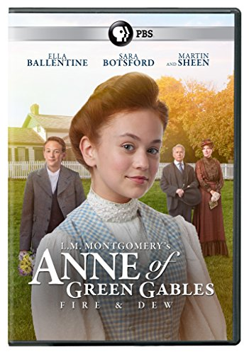 Lm Montgomery'S Anne Of Green Gables Fire & Dew [Edizione: Stati Uniti]