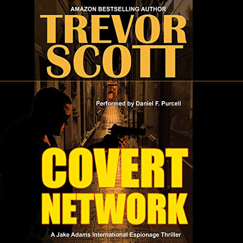 Covert Network audiobook cover art