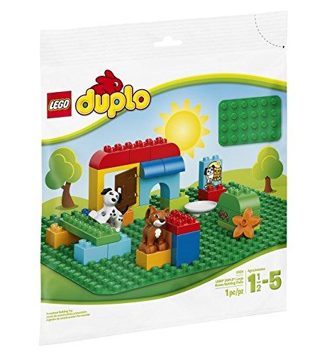 LEGO Duplo - Grüne Bauplatte - 2304