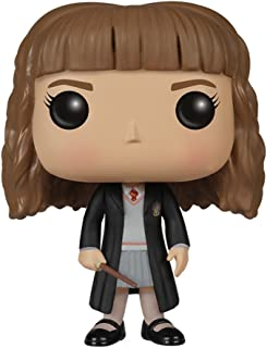 Funko POP Movies: Harry Potter Hermione Granger Action Figure, Standard