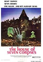 The House of Seven Corpses Poster Movie (27 x 40 Inches - 69cm x 102cm) John Ireland Faith Domergue John Carradine Carole Wells