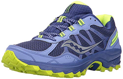 Saucony Women's Excursion TR11 Running Shoe, Purple Citron, 9 Medium US