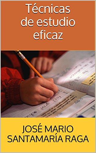 Libro técnicas de estudio