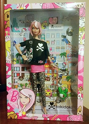 Barbie Collector - Tokidoki Barbie Doll - Gold Label (japan import)