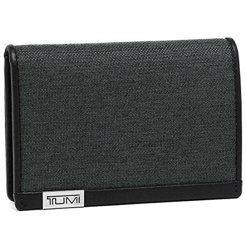 [トゥミ] カードケース メンズ TUMI 119274 ATD グレー [並行輸入品]