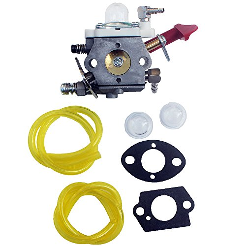 KIPA Carburetor Fuel Line mounting gaskets kit For Walbro WT-664 WT-668 WT-668B WT-997 HPI BAJA 5B 5T FG AND OTHER 1/5 SCALE GAS RC CARS GO-PED & ZENOAH F270RC CY SIKK CY290RC BAJA ENGINES Carb