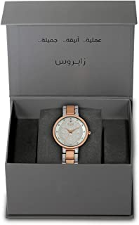 Zyros Dress Watch for Women, Quartz, ZAA051L282811