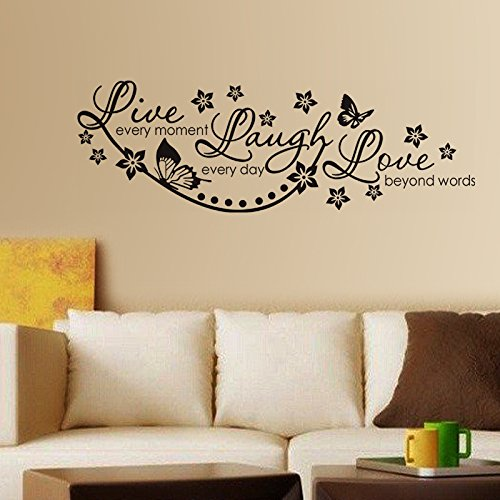 love wall stickers for bedroom buy love wall stickers for bedroom rh amazon in