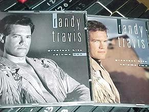 Randy Travis Greatest Hits Volumes 1 & 2 : 2 Cd Set