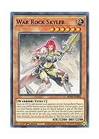 遊戯王 英語版 BLVO-EN096 War Rock Skyler (ノーマル) 1st Edition