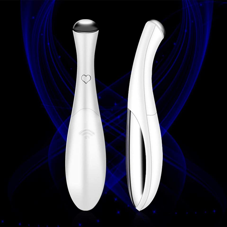 くしゃくしゃケージリサイクルするEye Massager Device Pen Type Facials Vibration Anti-aging Wrinkle Removal Pouch Dark Circles Skin Lifting Machine Eye Care