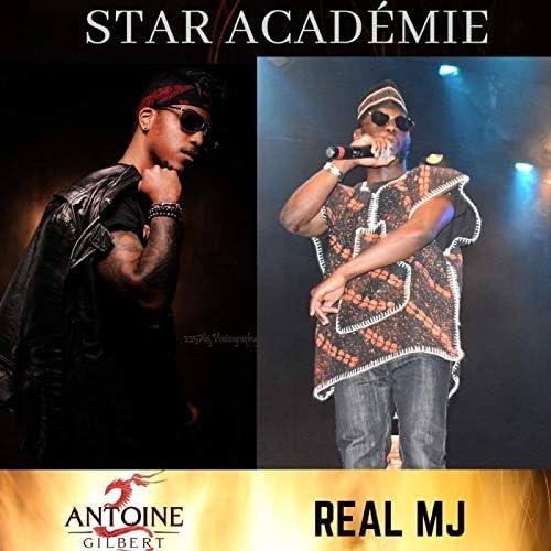 Antoine Gilbert & Real MJ