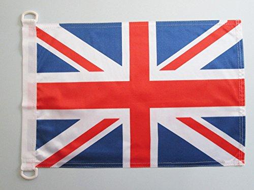 AZ FLAG Bandera Nautica del Reino Unido 45x30cm - Pabellón...