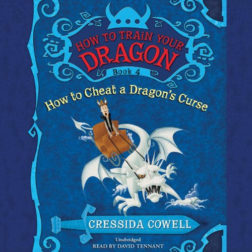 How to Train Your Dragon: How to Cheat a Dragon's Curse audiobook cover art
