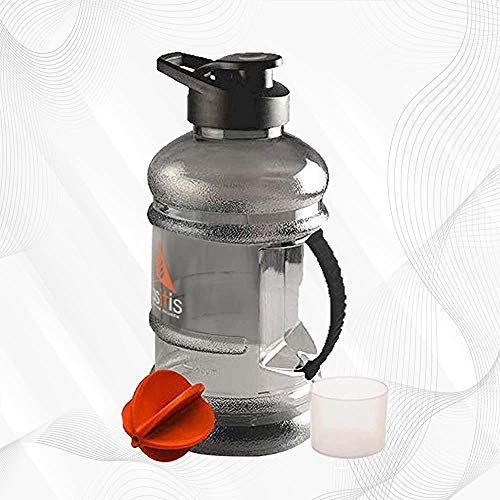 Asitis Nutrition Shaker Bottle (1.5 L, Black)