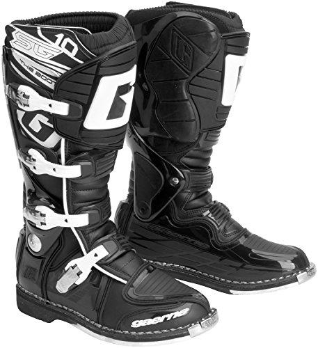 Gaerne SG10 Mens Black Motocross Boots - 11