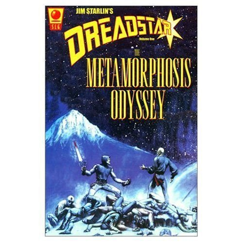 Dreadstar Volume 1: Metamorphosis Odyssey