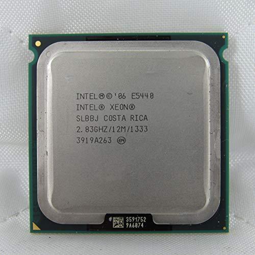 E5440 - SLBBJ Intel XEON Processor E5440 2.83GHZ 12M 4 CORES 80W