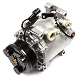 SCITOO Compatible with CO 10596AC Air Conditioning Compressor for M-itsubishi Lancer 2000-2003 D-odge Stratus 2001-2005