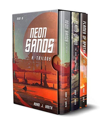 Neon Sands Trilogy Boxset: The Neon Series Season One (English Edition)