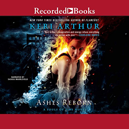 Ashes Reborn audiobook cover art