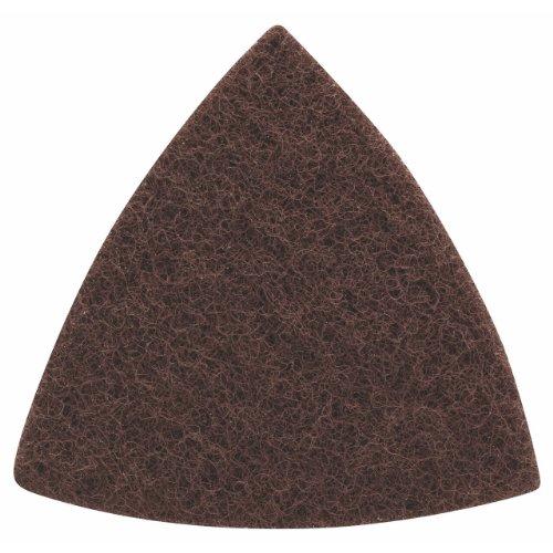Schleifvlies für Dreiecksschleifer Korund, Körnung: 280