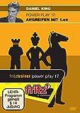 Powerplay 17: Angreifen mit 1. e4: Video-Schachtraining
