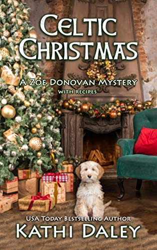 Celtic Christmas (Zoe Donovan Cozy Mystery Book 33)