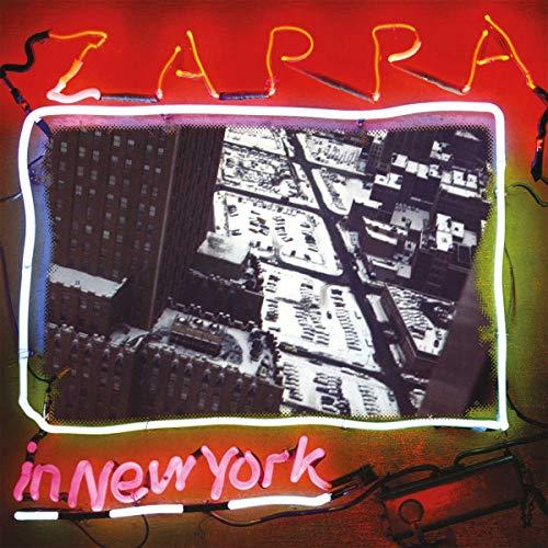 Zappa In New York - 40Th Anniversary