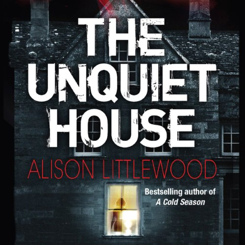 The Unquiet House cover art