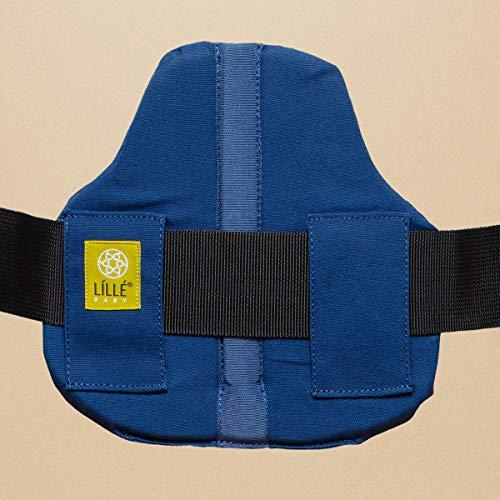 抱っこ紐 おんぶ紐 LÍLLÉbaby (リルベビー) COMPLETE AIRFLOW 3D MESH (エアフロー3Dメッシュ) 6-in-1 6WAYベビーキャリア 新生児&幼児用 エルゴノミックマルチポジションベビーキャリア (ブルー/アクア)