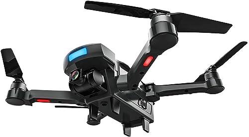 Yagii 1080p High-Definition-Kamera Panorama-Weißwinkelansicht GPS-festpunkt WiFi Echtzeit-bildübertragung Intelligente Bürstenlose Motorflugzeuge (8pc Paddles)