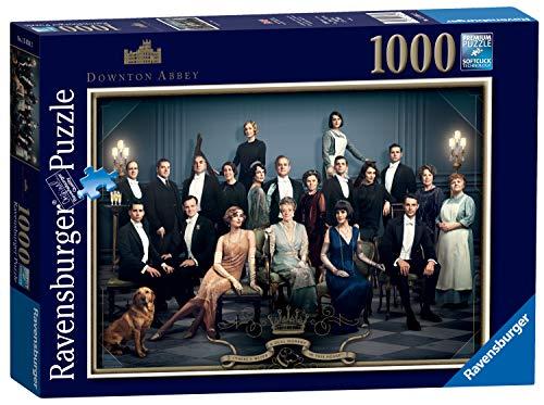 Ravensburger 15034 Downton Abbey Movie Puzzle mit 1000 Teilen, Mehrfarbig