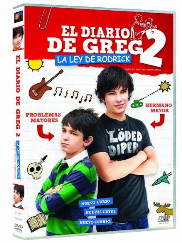 El Diario De Greg 2: La Ley De Rodrick [DVD]