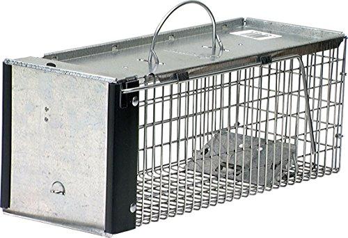 HAVAHART - Trampa de Estilo Profesional 0745 2-Puertas para Ratas y Ardillas