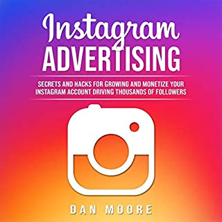 Instagram Advertising audiobook cover art