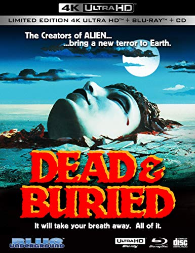 Dead & Buried (3-Disc Limited Edition - Cover A 'Poster') [4K Ultra HD + Blu-ray + CD]